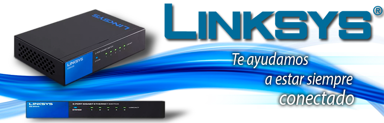 Banner Switches Linksys